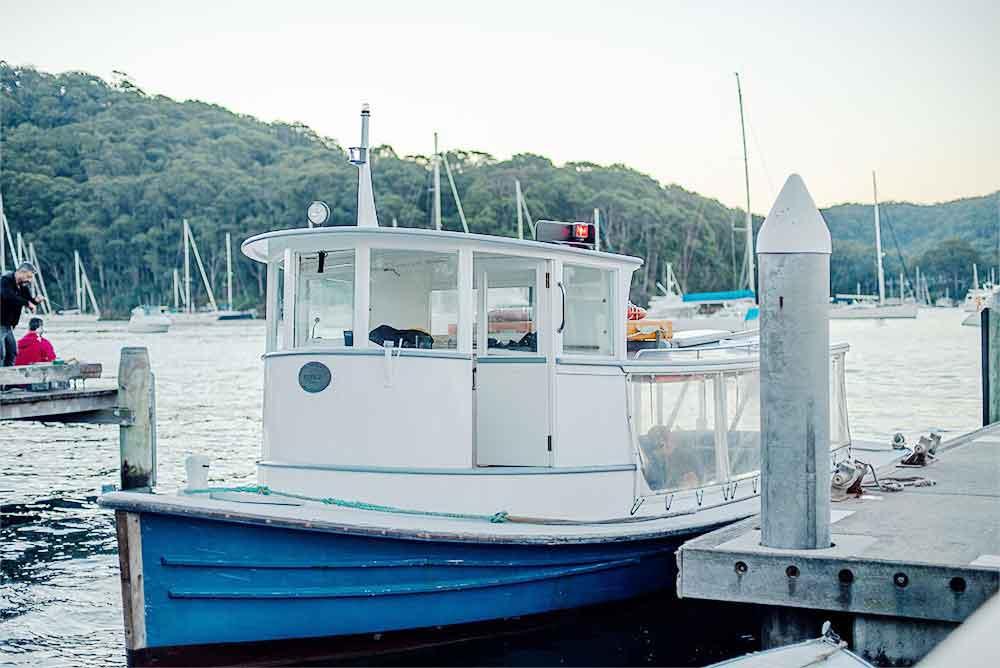 Church Point Ferry Service