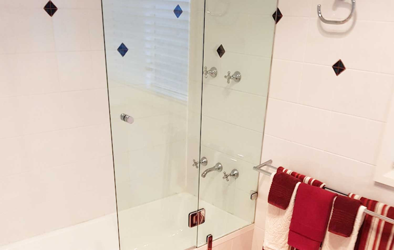 Scotland Island Lodge B&B Clareville Suite Bathroom