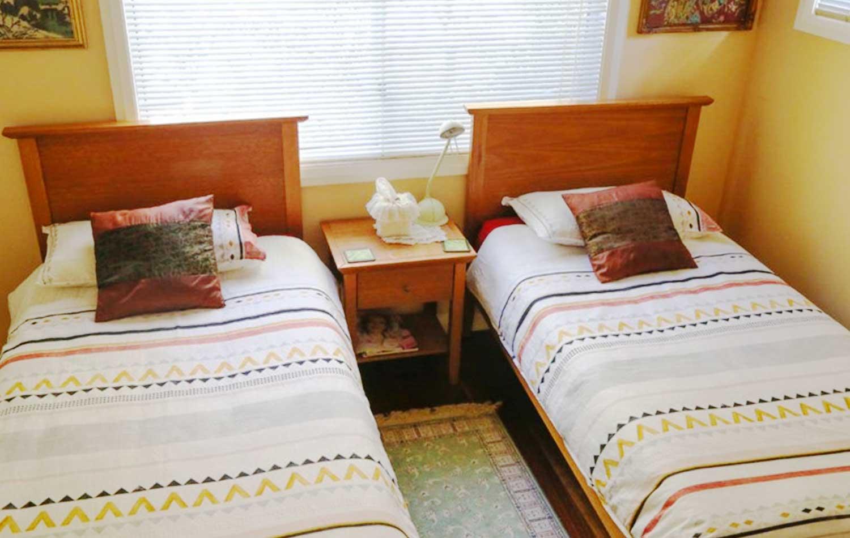 Scotland Island Lodge B&B Clareville Suite Single Beds