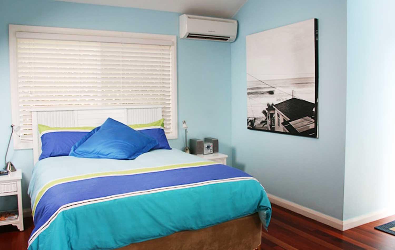 Scotland Island Lodge B&B Garden Suite Bedroom