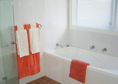 Scotland Island Lodge B&B Pittwater Suite Bathroom