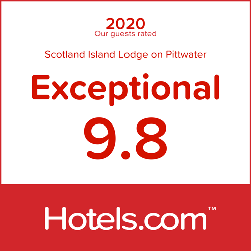 9.8 Exceptional Rating Hotels.com