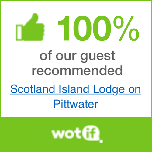 100% recommended Wotif