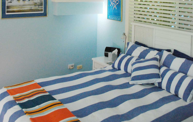 Scotland Island Lodge B&B Garden Suite Bedroom 3